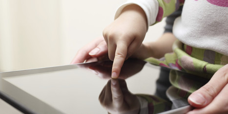 Still No Evidence That Touch Screens Are Good for Babies | Touch it | Scoop.it