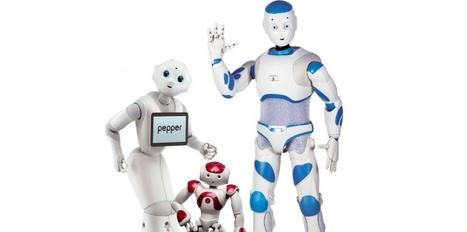 Aldebaran a fini de jouer avec Nao le petit robot - Challenges.fr | Robotique, intéractions, mouvement | Scoop.it