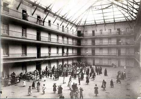 Un palais social pour les ouvriers | GenealoNet | Scoop.it