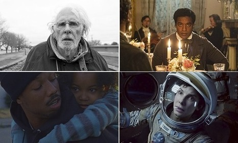 American Film Institute names top 10 films of 2013 ahead of Oscars ... | Books, Photo, Video and Film | Scoop.it