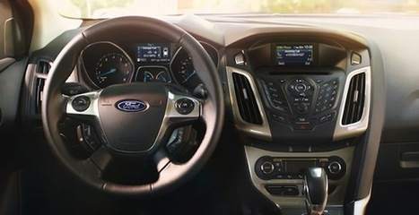 SiriusXM internet radio coming to Ford's SYNC AppLink, complete ...   Music Business   Scoop.it