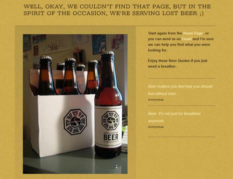 Bonjour 404: Barley's Greenville | fun for geeks | Scoop.it