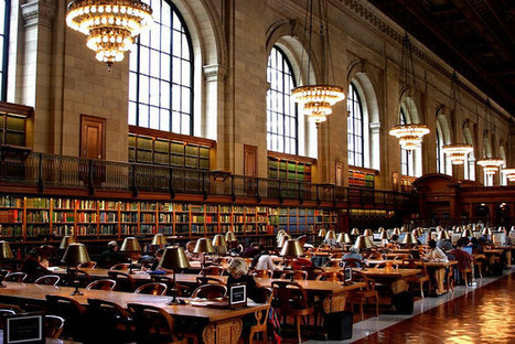 Think We No Longer Need Libraries? Think Again. | EDCI280 | Scoop.it