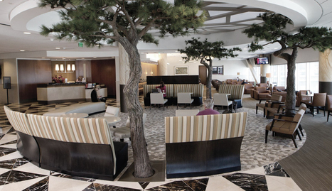 "American Airlines' Admirals Club Welcomes Klout Users in Nearly 40 Location | ""#Google+, +1, Facebook, Twitter, Scoop, Foursquare, Empire Avenue, Klout and more"" 