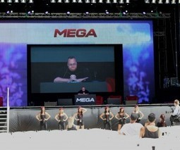 Face to face with Kim Dotcom as he launches Mega, talks about Megakey and the future of free content | Web 2.0 et société | Scoop.it