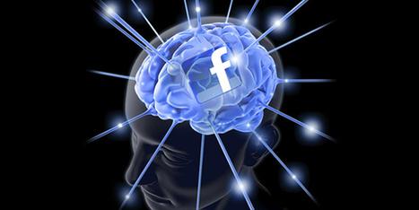 Les effets de l'addiction à Facebook sur notre cerveau en une infographie - Journal Facebook | Le meilleur de vous | Scoop.it