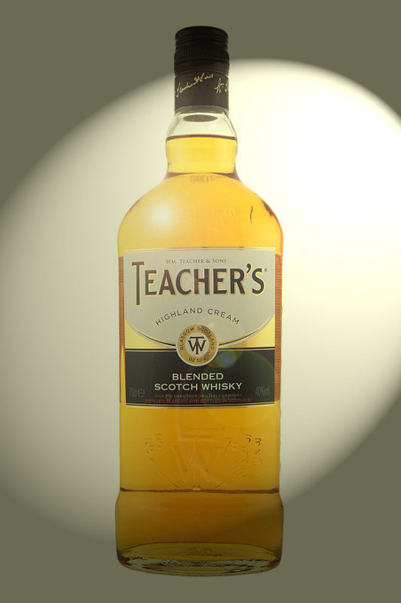 Teacher's Blended Scotch Whisky - WhiskeyOK | The Top Whiskey Brands | Scoop.it