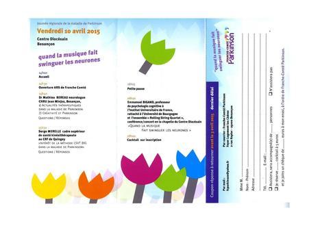 Journée Régionale de la Maladie de Parkinson | Colloques, Congrès et Formations en éducation thérapeutique - UTEP Besançon | Scoop.it