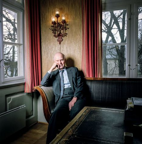The crazy, true-life adventures of Norway's most radical billionaire | Strategic Management Issues | Scoop.it