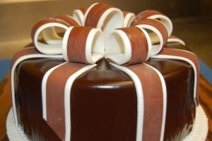 Chocolate Ribbon Cake Recipe | How to prepare delicious Chocolate Ribbon Cake ... | Scoop.it