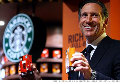 Starbucks spends more on health care than coffee - Jun. 7, 2010 | Starbucks. | Scoop.it