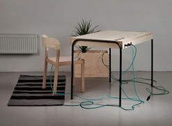 Energy-Producing Workspace by Eddi Törnberg | Good Designs | Scoop.it