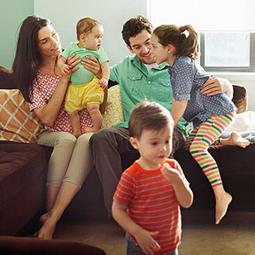 How To Spend More Quality Time With Your Child | What Young Children Really Need | Scoop.it
