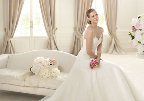 Pronovias 2013 Gelinlik Modelleri | Tesettür Abiye | Scoop.it