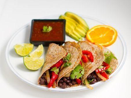 Vegan diet: Easy veggie fajita recipe - THV 11 | recipes | Scoop.it