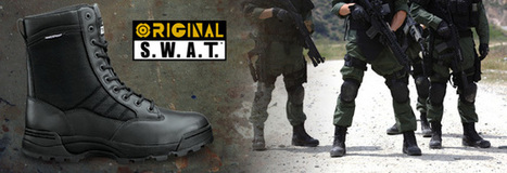 All You Need To Know About Tactical Boot   911gear.ca   911Gear.ca - Security Equipment   Police Gear   Scoop.it