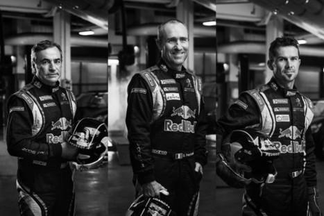Peugeot fait aussi son Dakar à Paris | Tout savoir le constructeur automobile Peugeot | Scoop.it