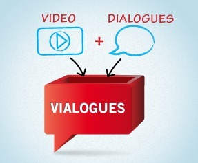 Vialogues : Meaningful discussions around video | 2.0 Tools... and ESL | Scoop.it