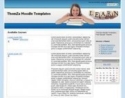 Moodle Themes - ThemZa Free Templates   Moodle Learning Management System   Scoop.it