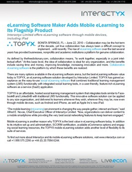 Best eLearning Software Enhances Mobile Collaboration   3 Rules of Composing Good Photos   Scoop.it