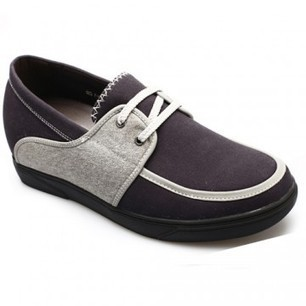 Chamaripa board Canvas casual sneaker Elevator shoes for men   Best Elevator Shoes for men(www.chamaripa.com)   Scoop.it