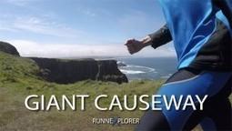 [Vidéo] Running Road Trip Europe : Sur la Chaussée des Géants | Vidéo Trail | Scoop.it