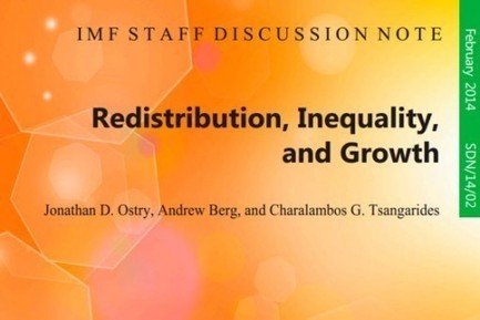 Unit 4 Macro: Oxfam and IMF Focus on Inequality   Bathgate Academy Politics and Economics   Scoop.it