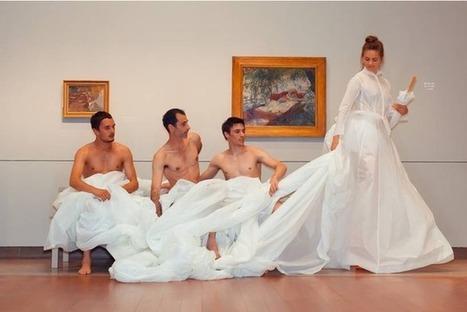 De la danse contemporaine au musée ! - Côté Caen | contre danse | Scoop.it
