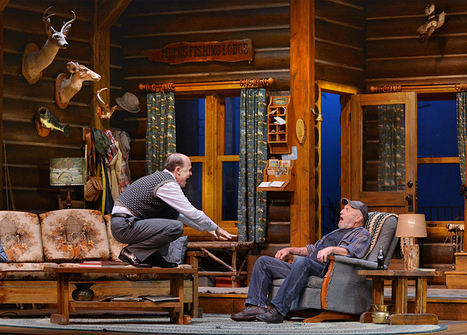 The Foreigner jabbers anew at the Rep - The Pitch | OffStage | Scoop.it