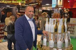 Les images de la soirée foire aux vins réservée aux femmes de l'Intermarché de Cognac (16). | Vos Clés de la Cave | Scoop.it