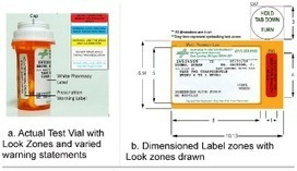 PLoS ONE: Quantifying Age-Related Differences in Information Processing Behaviors When Viewing Prescription Drug Labels | Australian e-health | Scoop.it