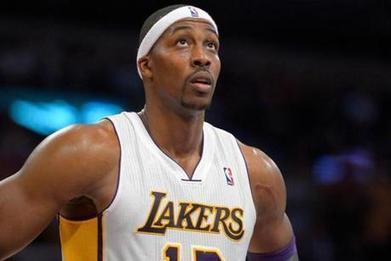 Dwight Howard seems miscast in Los Angeles | The Los Angeles Lakers | Scoop.it
