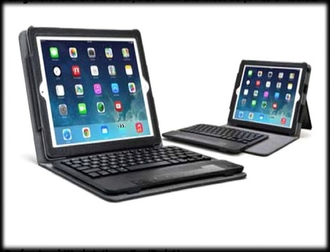 iLuv Releases New iPad Air and iPad mini Cases | Technology News | Scoop.it
