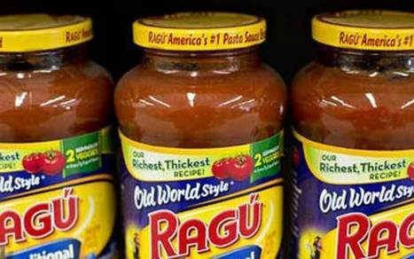 Pinnacle Foods is front runner to buy Unilever's Ragu - Telegraph.co.uk | Consumer Packaged Goods Supply Chain Market Leaders | Scoop.it