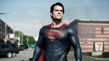 'Man of Steel' Extended Featurette | Superman Man of Steel Costume | Scoop.it