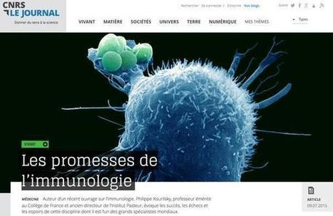 CNRS on Twitter | ImmunoUPS | Scoop.it
