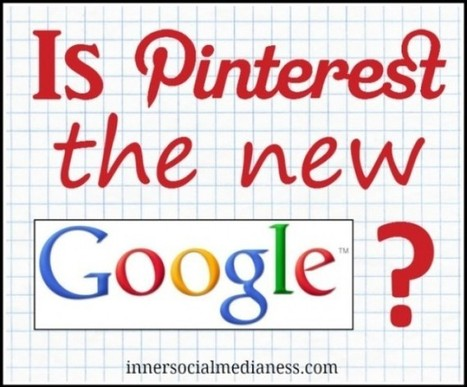 Is Pinterest the new Google? | World of #SEO, #SMM, #ContentMarketing, #DigitalMarketing | Scoop.it