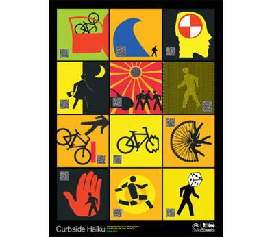NYC Department of Transportation Presents Curbside Haiku - Core77 | The Amused Catholic: an Ezine | Scoop.it