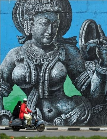 India's awesome streetart | World of Street & Outdoor Arts | Scoop.it