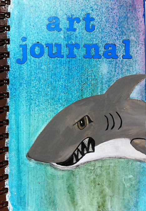 Journal-once-a-Month Club, Art Journal for Kids | Journal For You! | Scoop.it