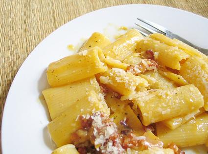 Rigatoni alla gricia, un classico della cucina romana | cucina romana | Scoop.it