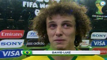 DAVID LUIZ APOLOGIZES TO THE BRAZILIANS, AFTER THE 7-1 AGAINST GERMANY | FIFA WORLD CUP BRAZIL 2014 | Scoop.it