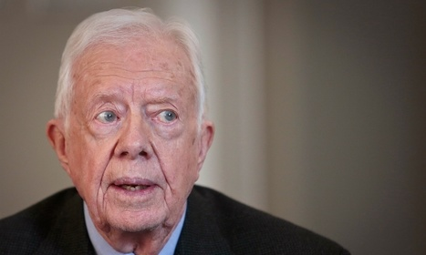 USA: Jimmy Carter calls US campaign finance ruling 'legalised bribery' | Inequality, Poverty, and Corruption: Effects and Solutions | Scoop.it