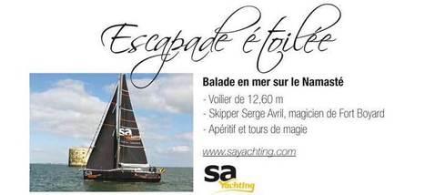 Escapade étoilée à La Rochelle | Evénements, séminaires & tourisme d'affaires à La Rochelle | Scoop.it