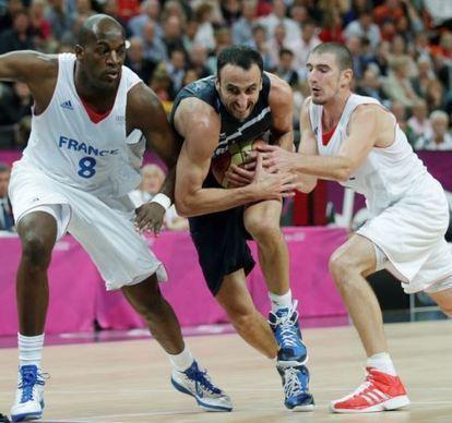 Stress fracture puts Ginobili's World Cup in jeopardy - mySanAntonio.com (blog) | NBA | Scoop.it