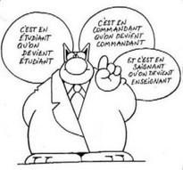 LE PARTICIPE PRÉSENT ET LE GÉRONDIF | Teaching | Scoop.it