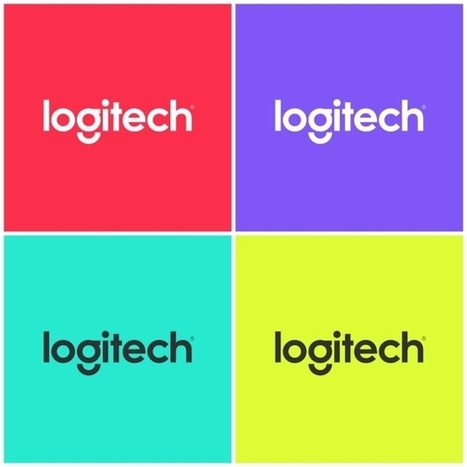 Logitech to focus on design, starting with a brand new logo | Corporate Identity | Scoop.it