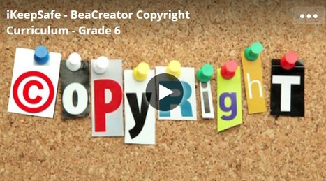 Content Industry Drafts Anti-Piracy Curriculum for Elementary Schools | Be  e-Safe | Scoop.it
