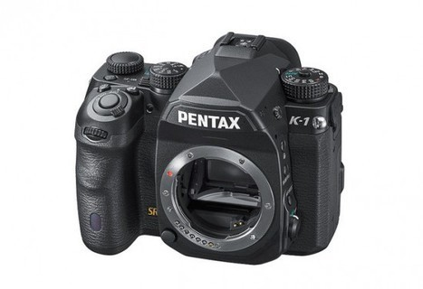 Pentax K-1 detailed technical specifications | Pentax | Scoop.it