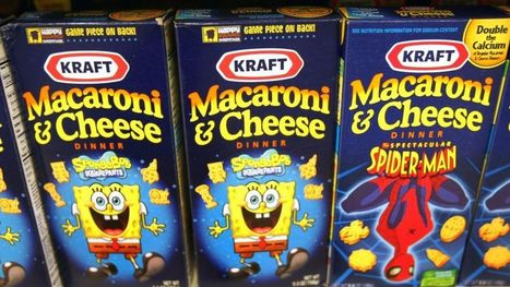 Kraft Will Remove Yellow Dyes Linked To ADHD From Mac & Cheese | Kinsanity | Scoop.it
